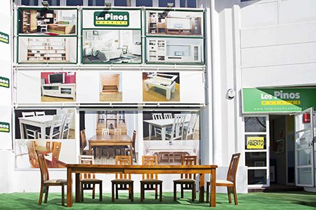 Los pinos muebles madrid mobiliario y decoraci n - Los pinos muebles ...