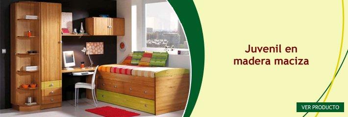 Dormitorio habitaci n juvenil 2 compacto 2 camas for Compacto juvenil oferta