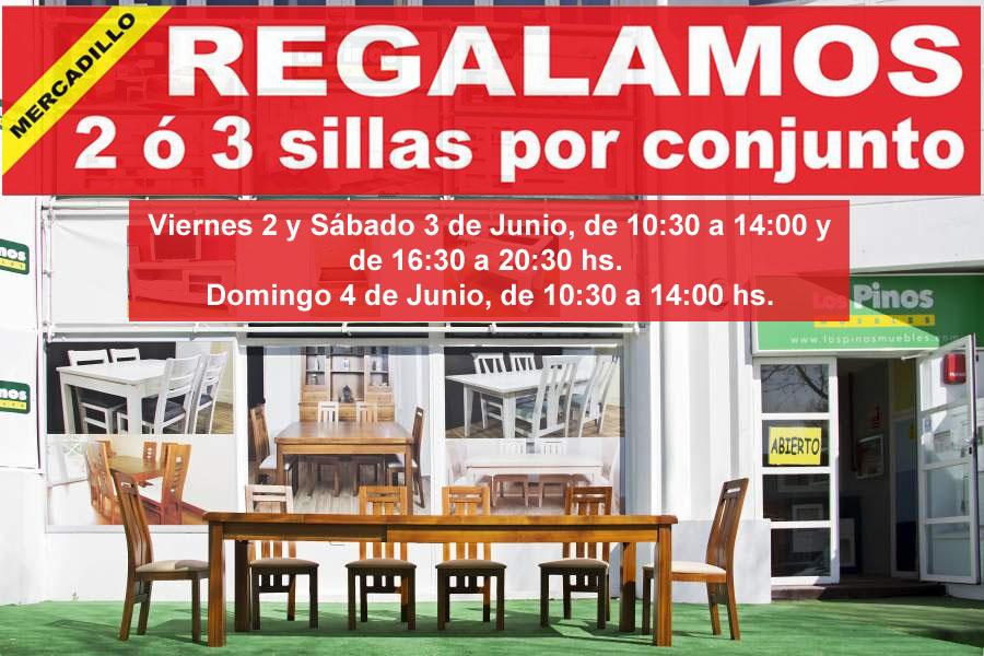 Los pinos muebles madrid tienda mobiliario y decoraci n for Mercadillo muebles madrid